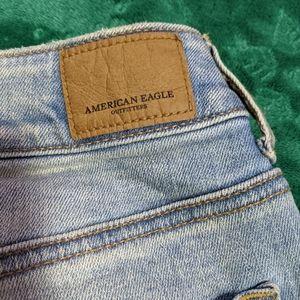 American Eagle Outfitters Skirts - American Eagle Denim Mini Skirt